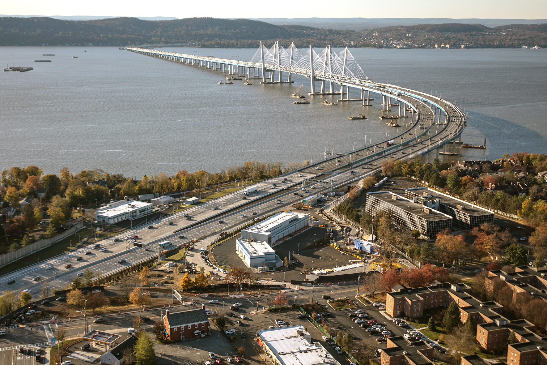 Mario M Cuomo Bridge (Tappan Zee Crossing)