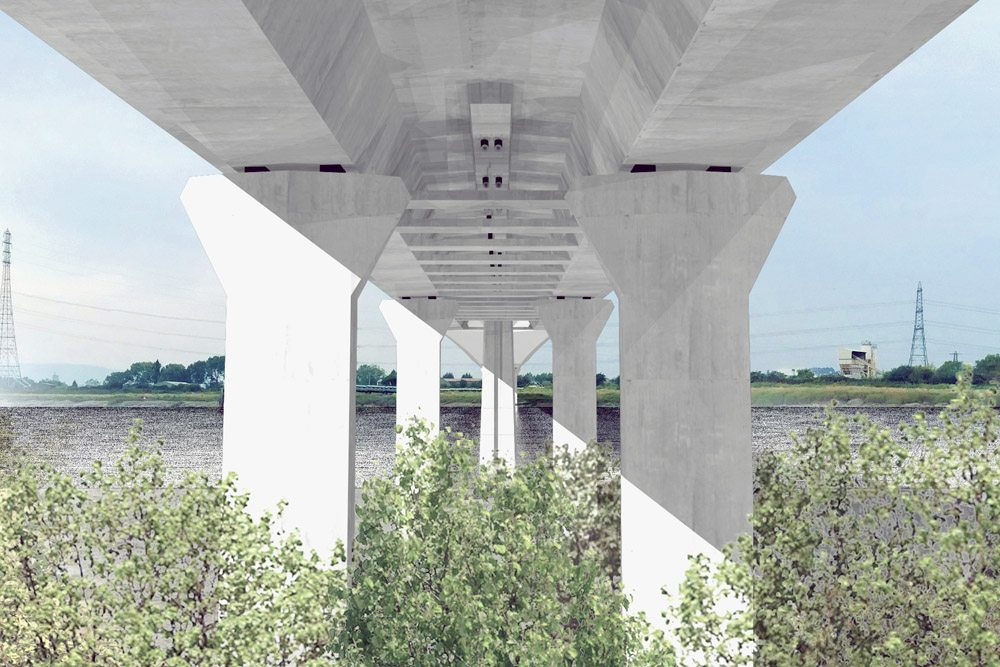 M4 River Usk Crossing