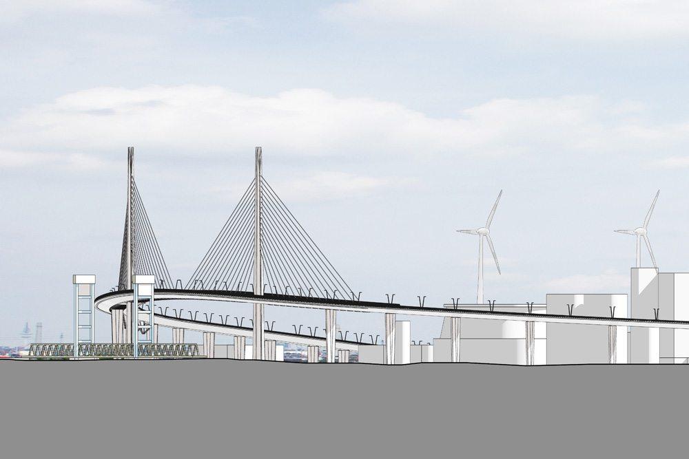Süderelbebrücke