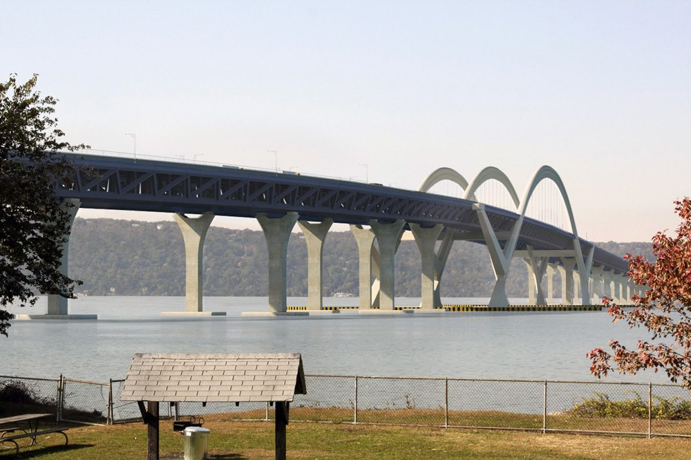 Tappan Zee Replacement Crossing