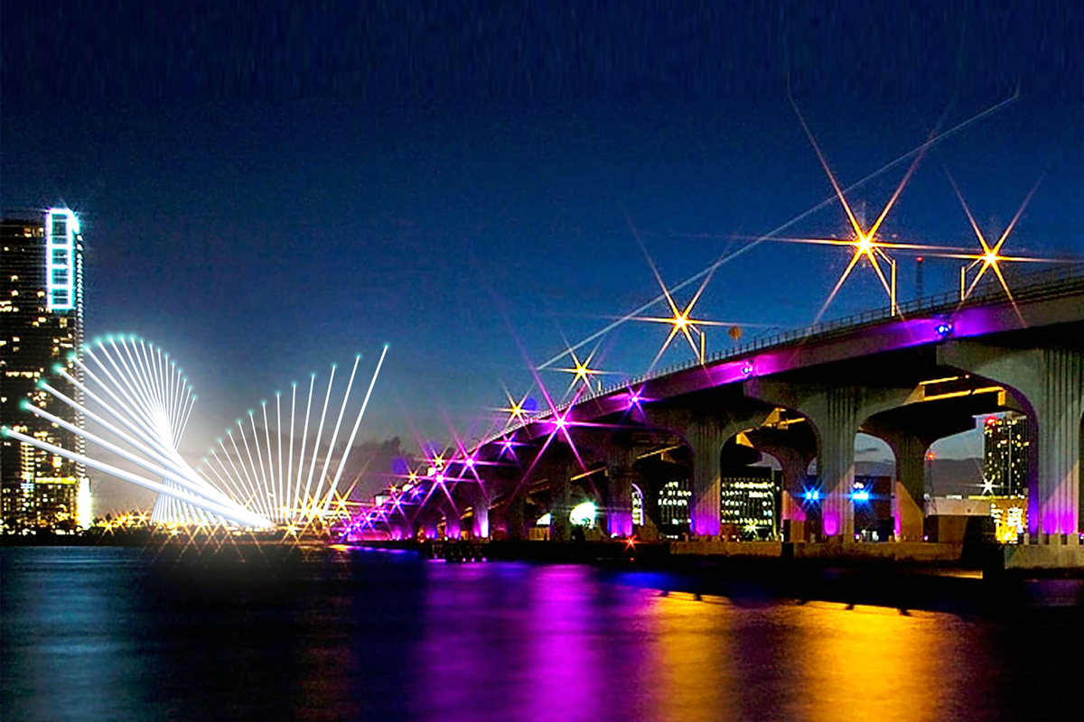 I 395 Signature Bridge Beam