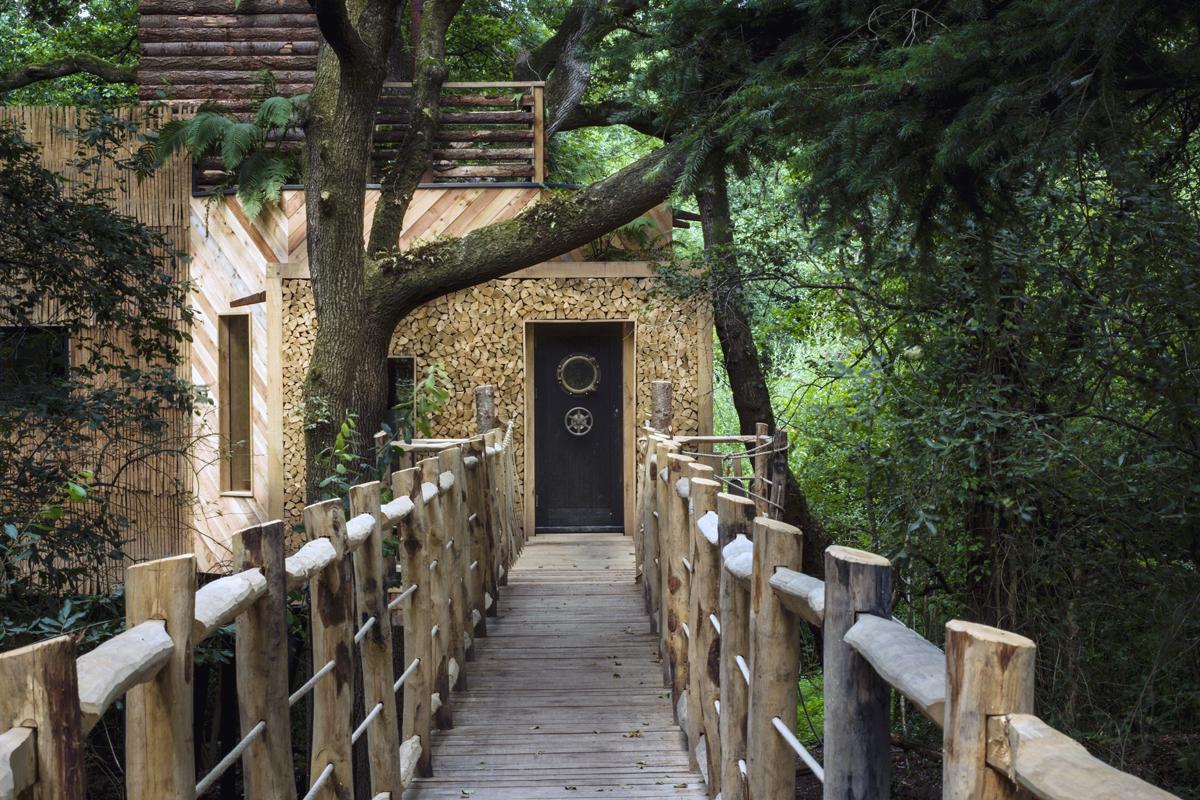 The Woodman's Treehouse